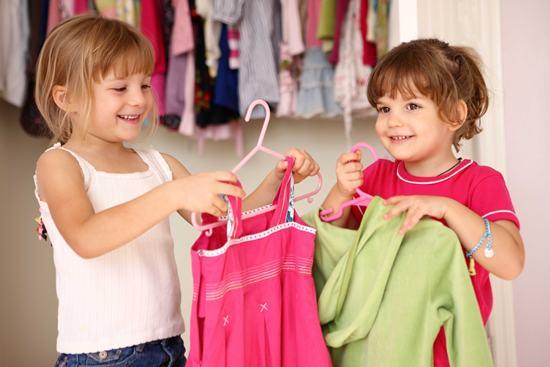 เสื้อผ้าเด็กเล็ก
